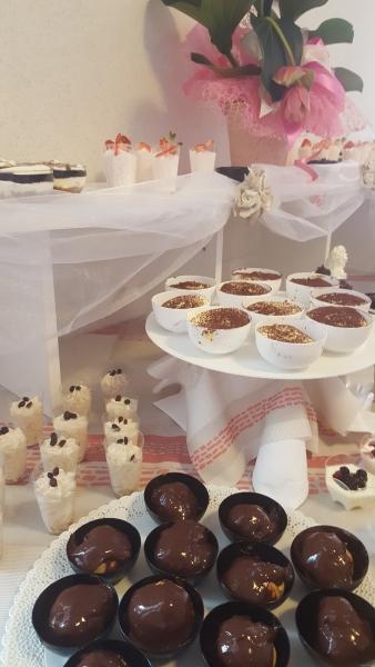 Buffet di dolci Ferragosto