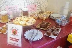 Buffet Colazione senza glutine
