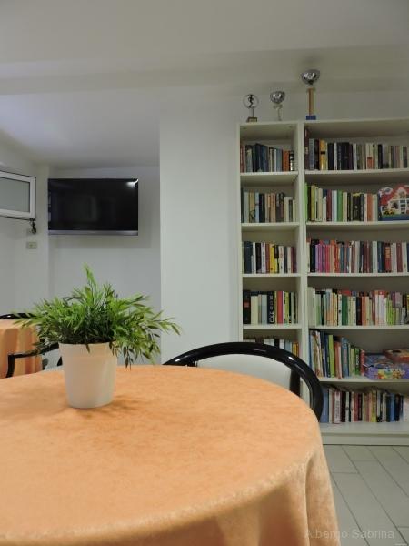 Tavernetta- Sala TV